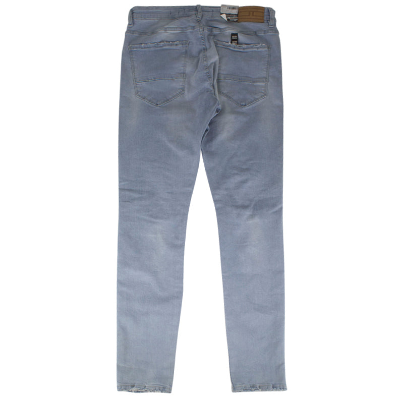 Jordan Craig Sean Monaco Ice Blue Denim Jean