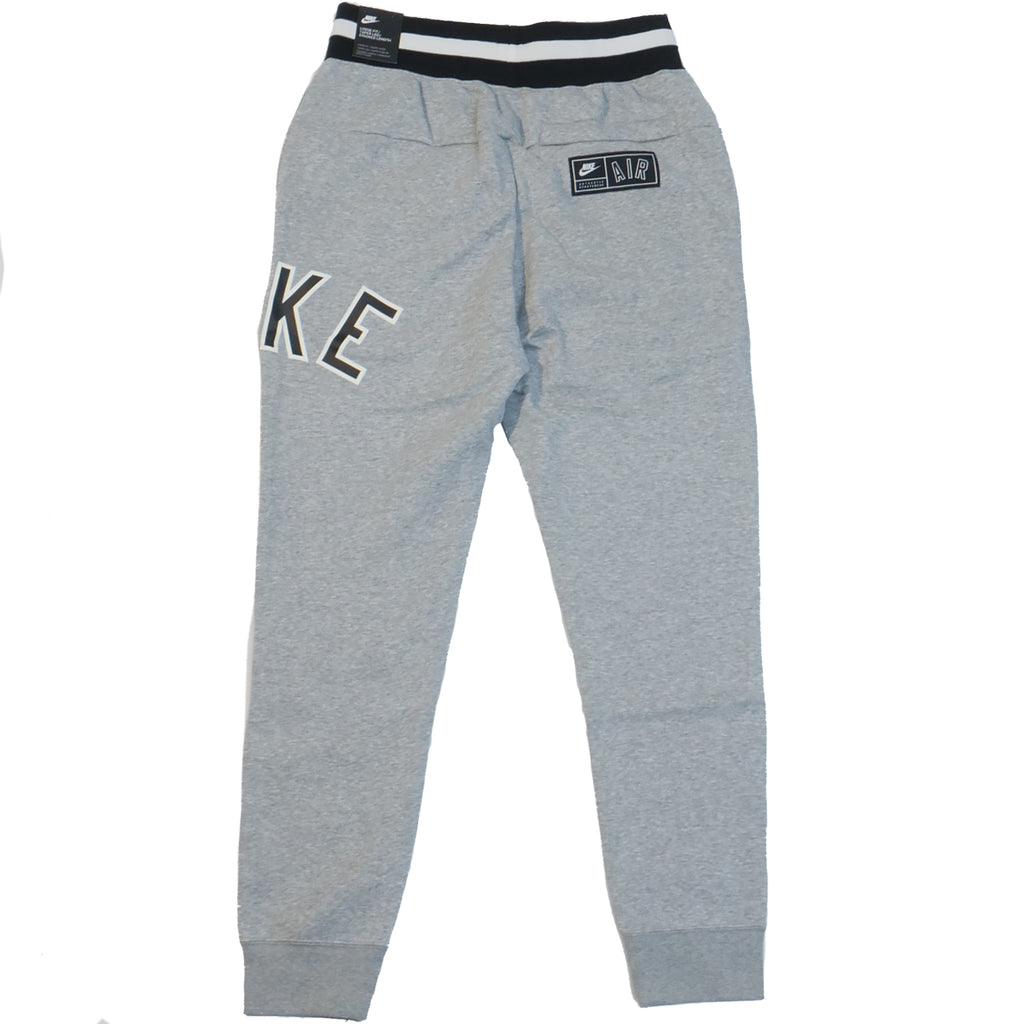 Nike Men's NSW Grey Air Fleece Sweatpants