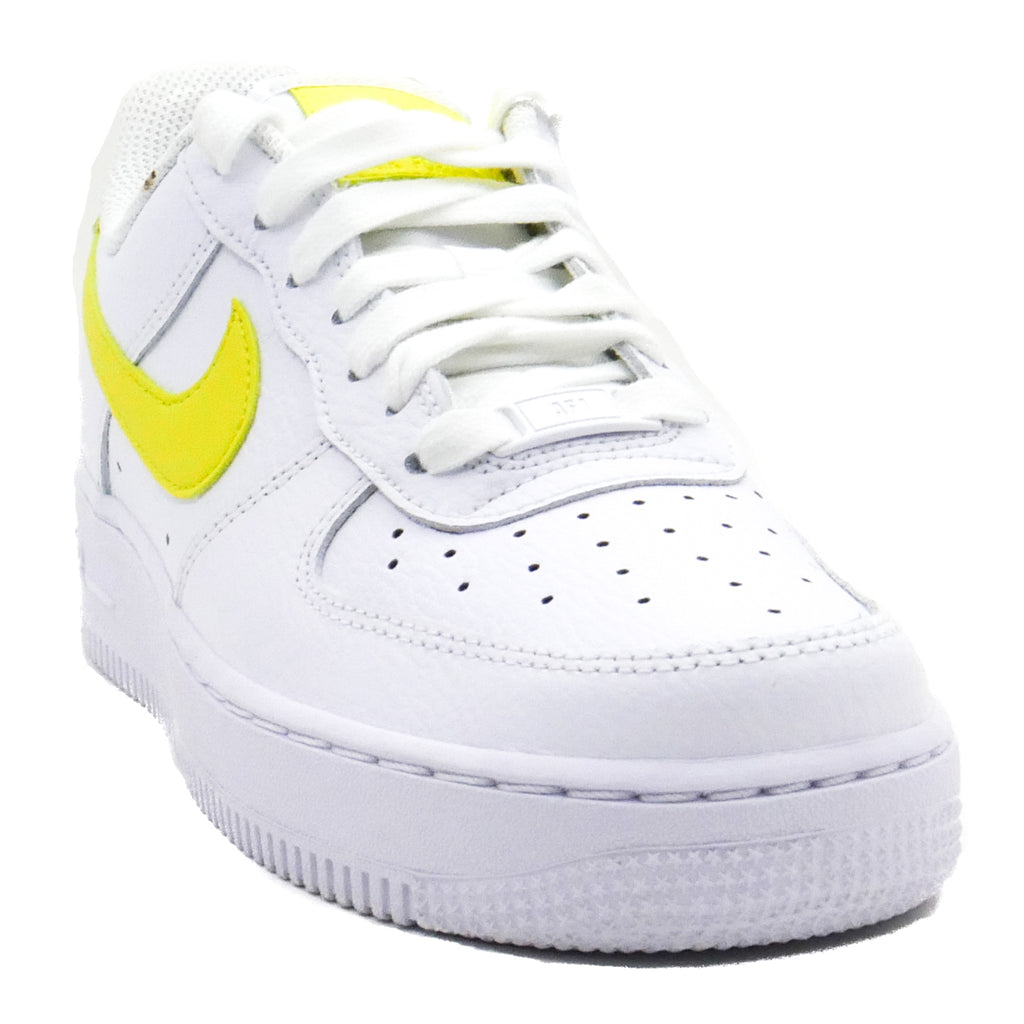 Nike Women's Air Force 1 '07 White/Yellow