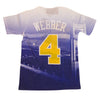 Mitchell & Ness City Pride SS T-Shirt Golden State Warriors Chris Webber