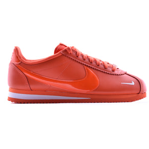 Nike Women's Classic Cortez Orange/White