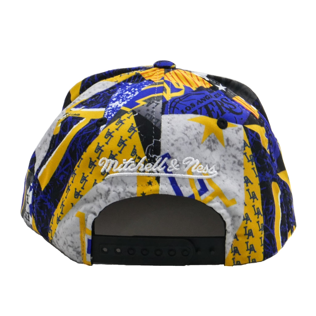 Mitchell & Ness Paysage Snapback Los Angeles Lakers