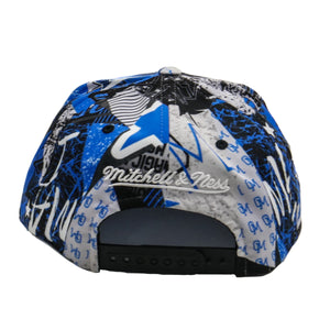 Mitchell & Ness Paysage Snapback Orlando Magic