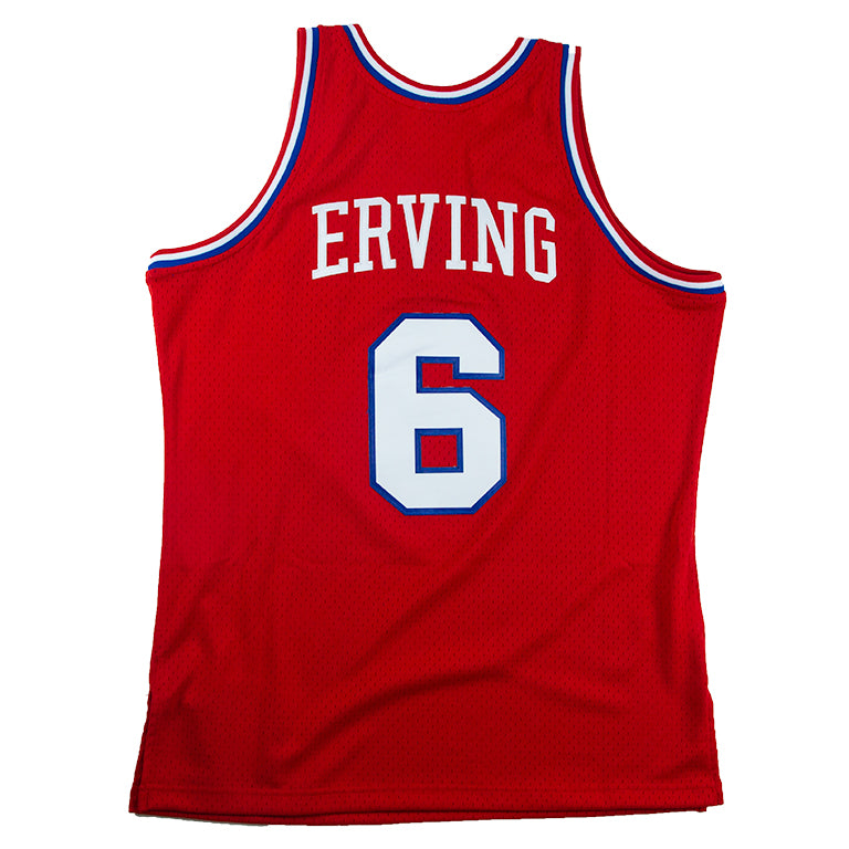 Mitchell & Ness Swingman Jersey Philadelphia 76ers 1982 Julius Erving