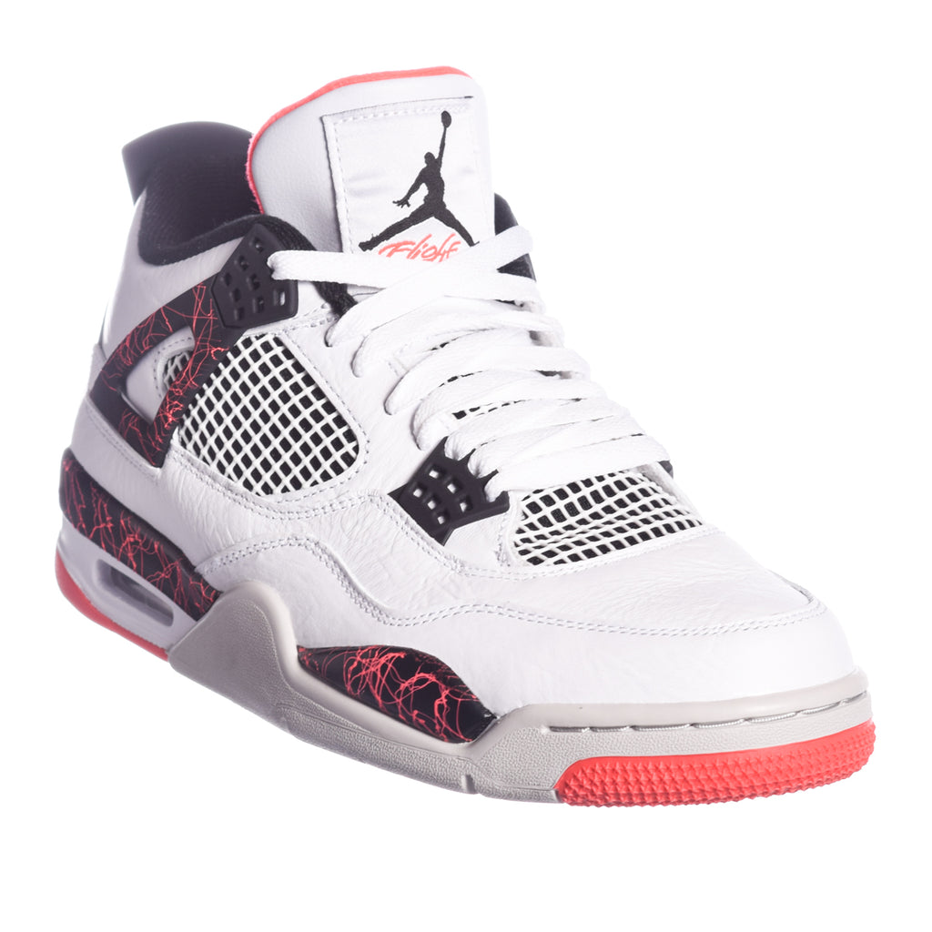 Air Jordan Retro 4 'Light Crimson'