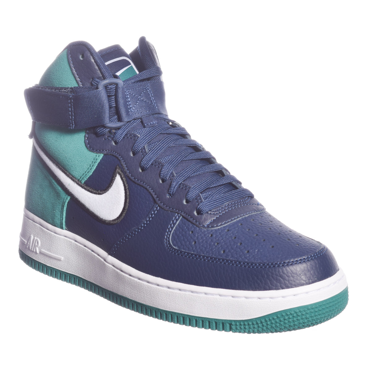 Force 1 Navygreen Nike High Lv8 Air '07 TFKcl1J