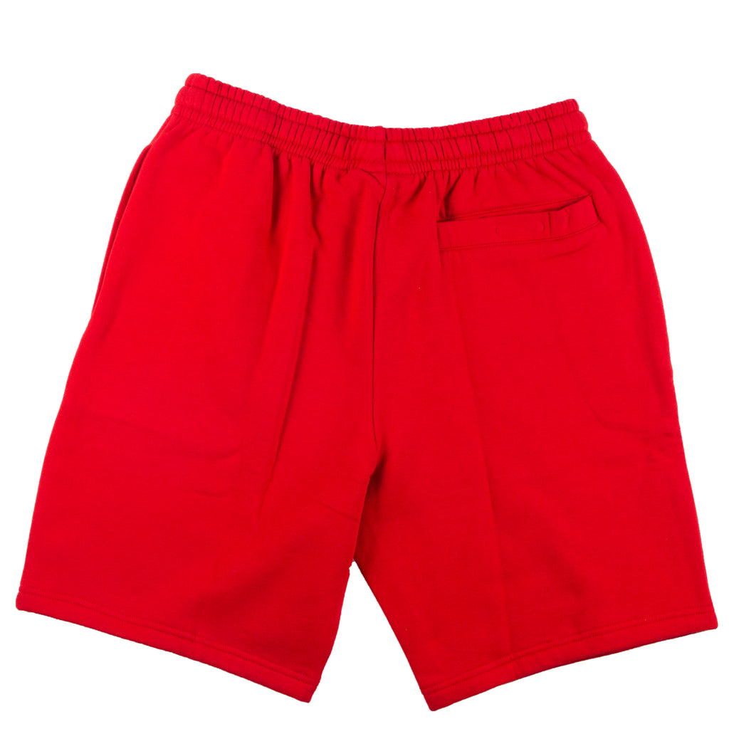 Lacoste Sport Red Tennis Fleece Shorts