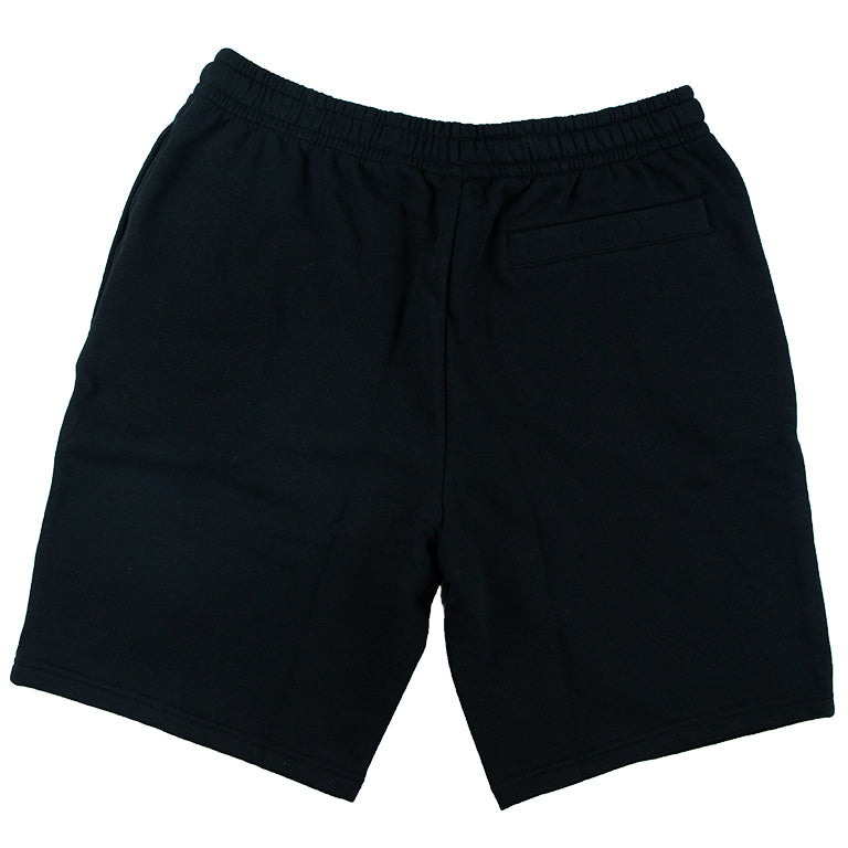 Lacoste Sport Black Tennis Fleece Shorts