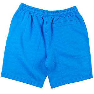 Lacoste Sport Blue Tennis Fleece Shorts