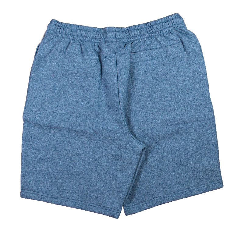 Lacoste Sport Blue Chine Tennis Fleece Shorts