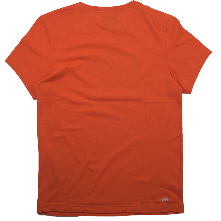 Lacoste Sport Red Technical Jersey Tennis T-Shirt