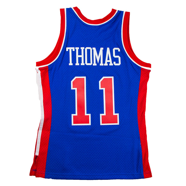 Mitchell & Ness NBA Swingman 88-89 Detroit Pistons Isiah Thomas