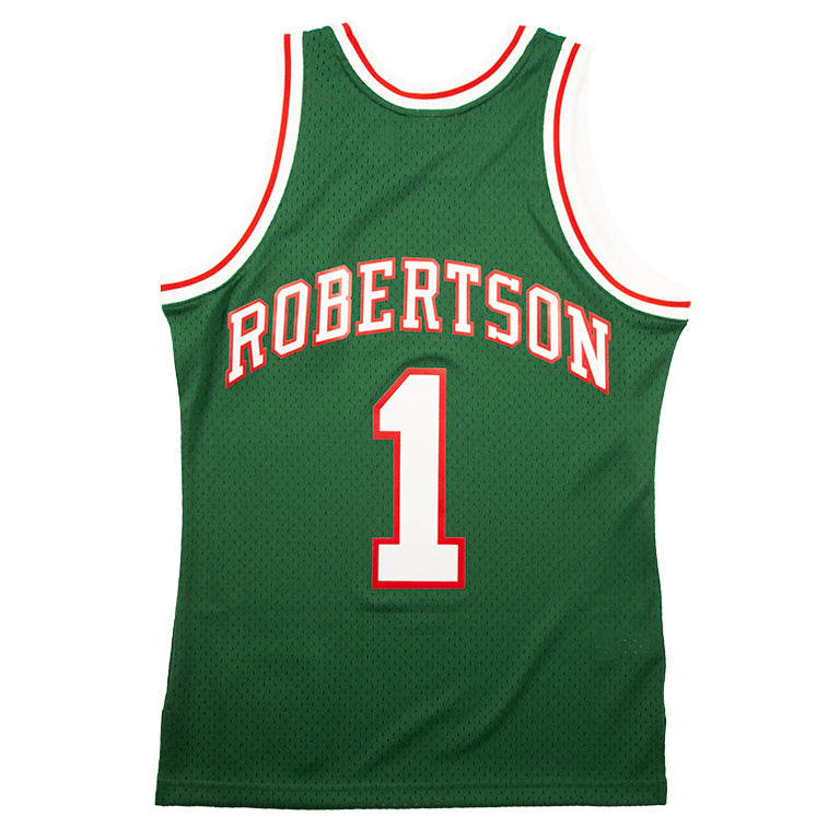 Mitchell & Ness NBA Swingman 71-72 Milwaukee Bucks Oscar Robertson