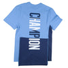 Champion Heritage Shift Blue T-Shirt