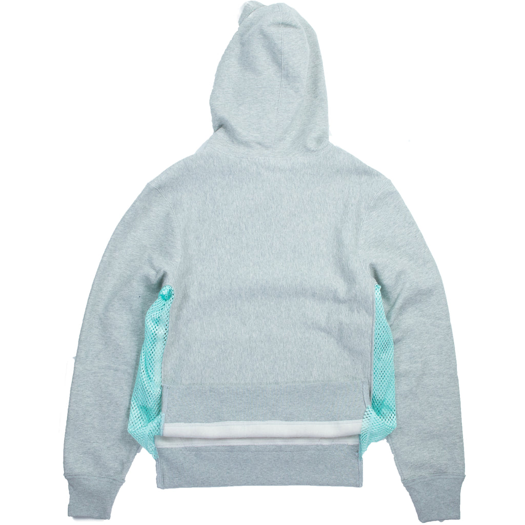 Champion Reverse Weave Shift Grey Pullover Hoodie