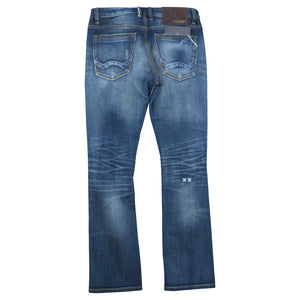 Cult Of Individuality Rebel Straight Stretch Denim Jean