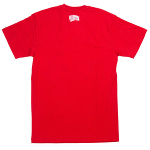 Billionaire Boys Club Red Billionarius T-Shirt