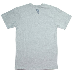 Billionaire Boys Club Grey Foil Arch T-Shirt
