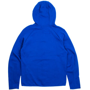 Nike Sportswear Tech Blue Fleece Full-Zip Hoodie
