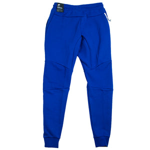 Nike Sportswear Tech Blue Fleece Joggers