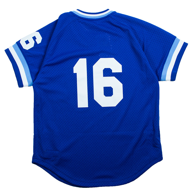 Mitchell & Ness Mesh BP Jersey Kansas City Royals Bo Jackson