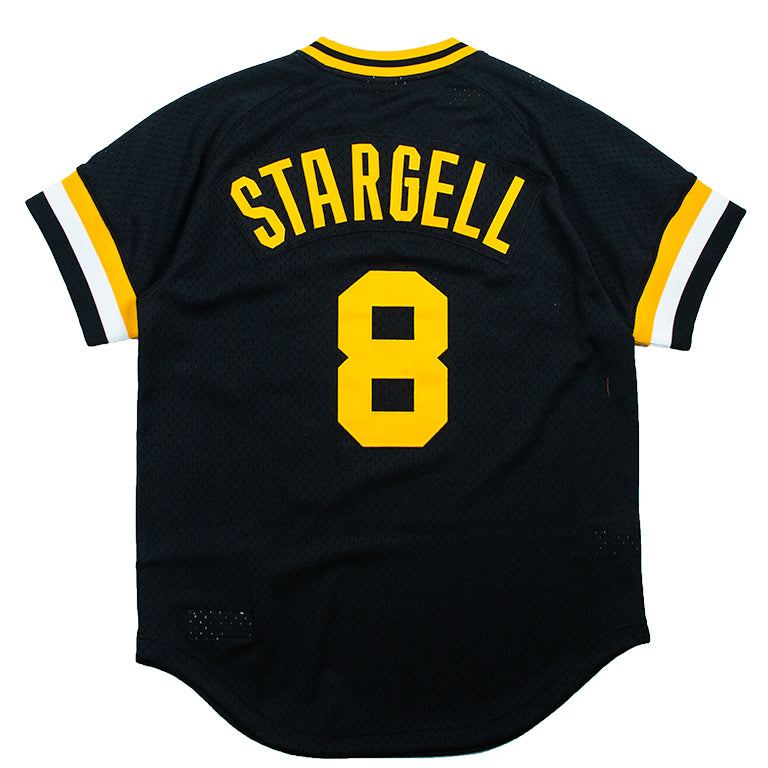 Mitchell & Ness Mesh BP Jersey Pittsburgh Pirates Willie Stargell