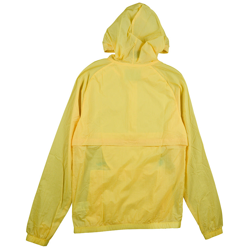 Champion Yellow Manorak Windbreaker