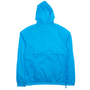 Champion Blue Manorak Windbreaker