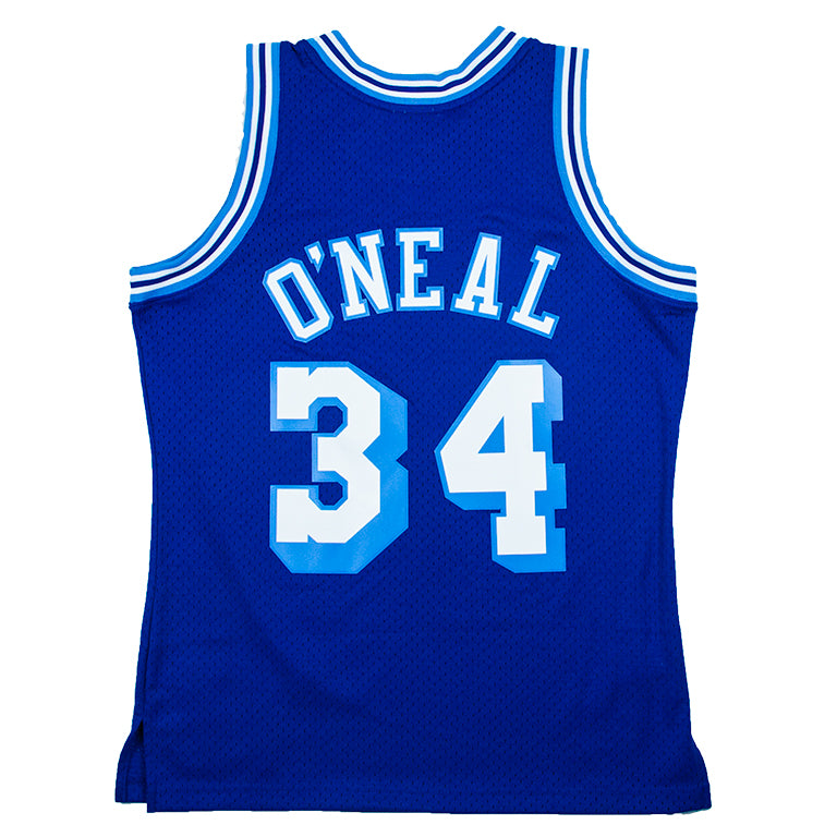 Mitchell & Ness Swingman Alternate Jersey LA Lakers Shaquille O'Neal