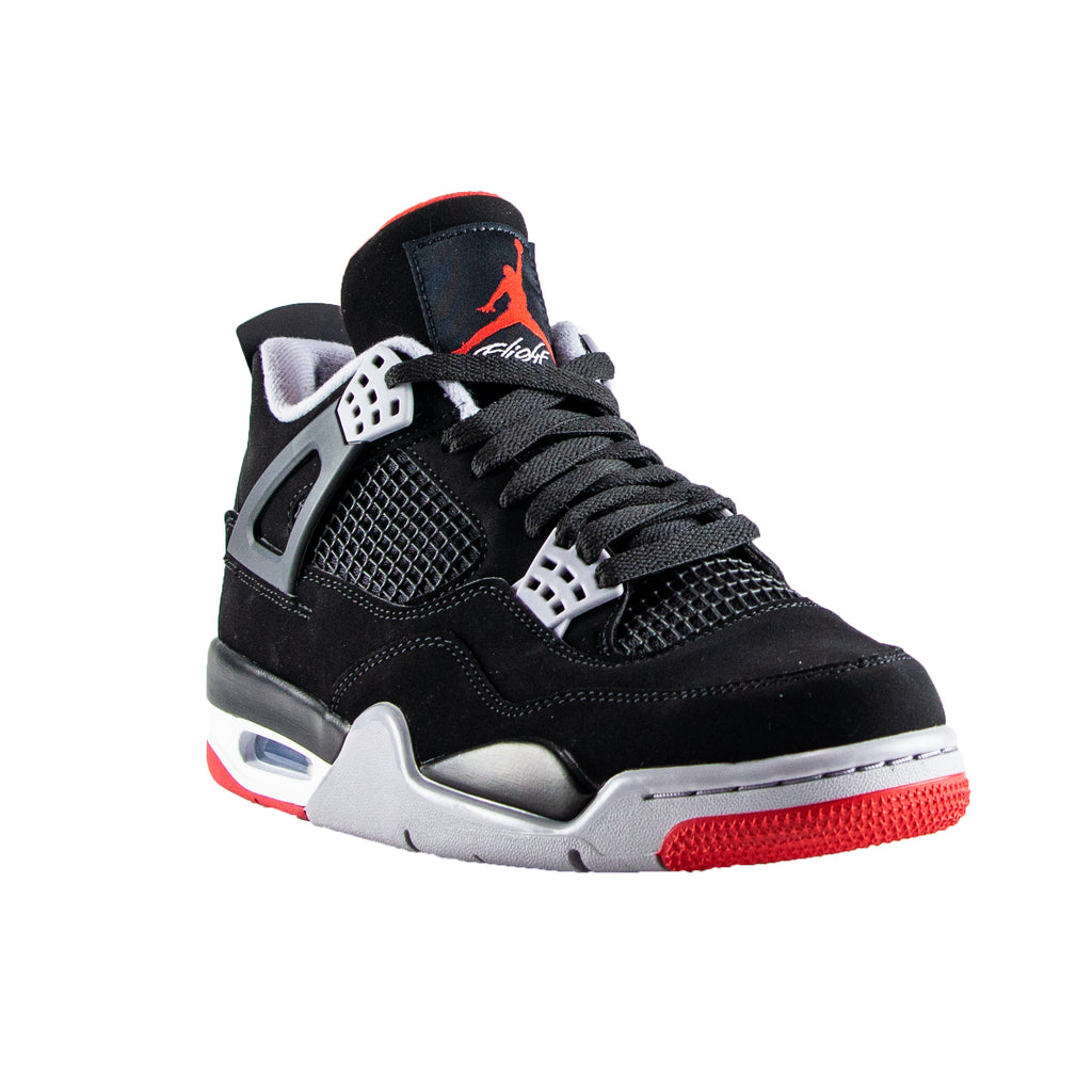 Air Jordan Retro 4 OG 'Bred' (GS)