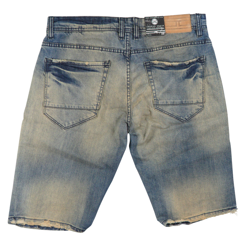 43d2a56fca71 Jordan Craig Newcastle Denim Shorts 2.0 (Death Valley)