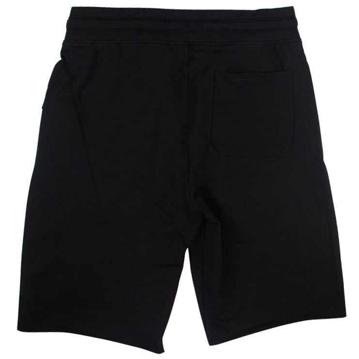 Jordan Craig Black Solid Color Short