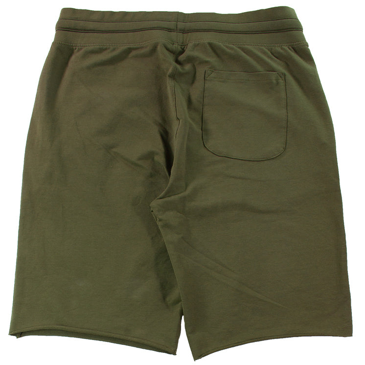 Jordan Craig Army Green Solid Color Short
