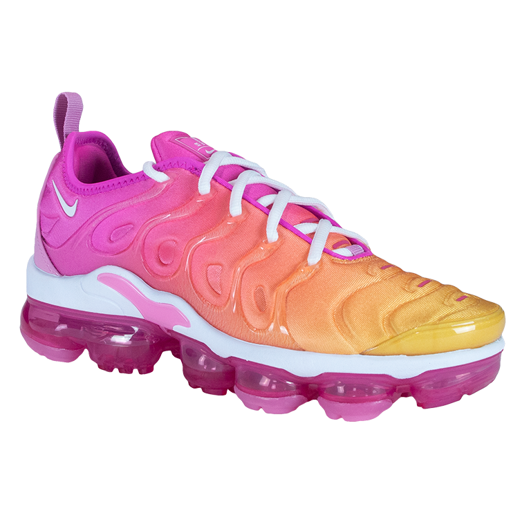 Nike Women's Pink Air Vapormax Plus