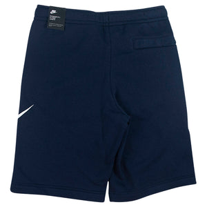 Nike Sportswear Navy Club Fleece Shorts