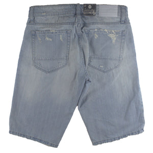 Jordan Craig Arctic Wash Shredded Jean Short