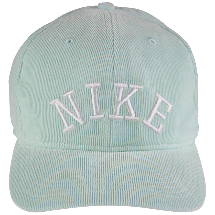 Nike Sportswear Green Classic99 Washed Block Cap