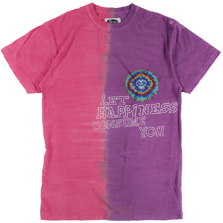 Billionaire Boys Club Pink Flambe Happiness T-Shirt