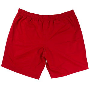 Lacoste Sport Red Lightweight Tennis Shorts