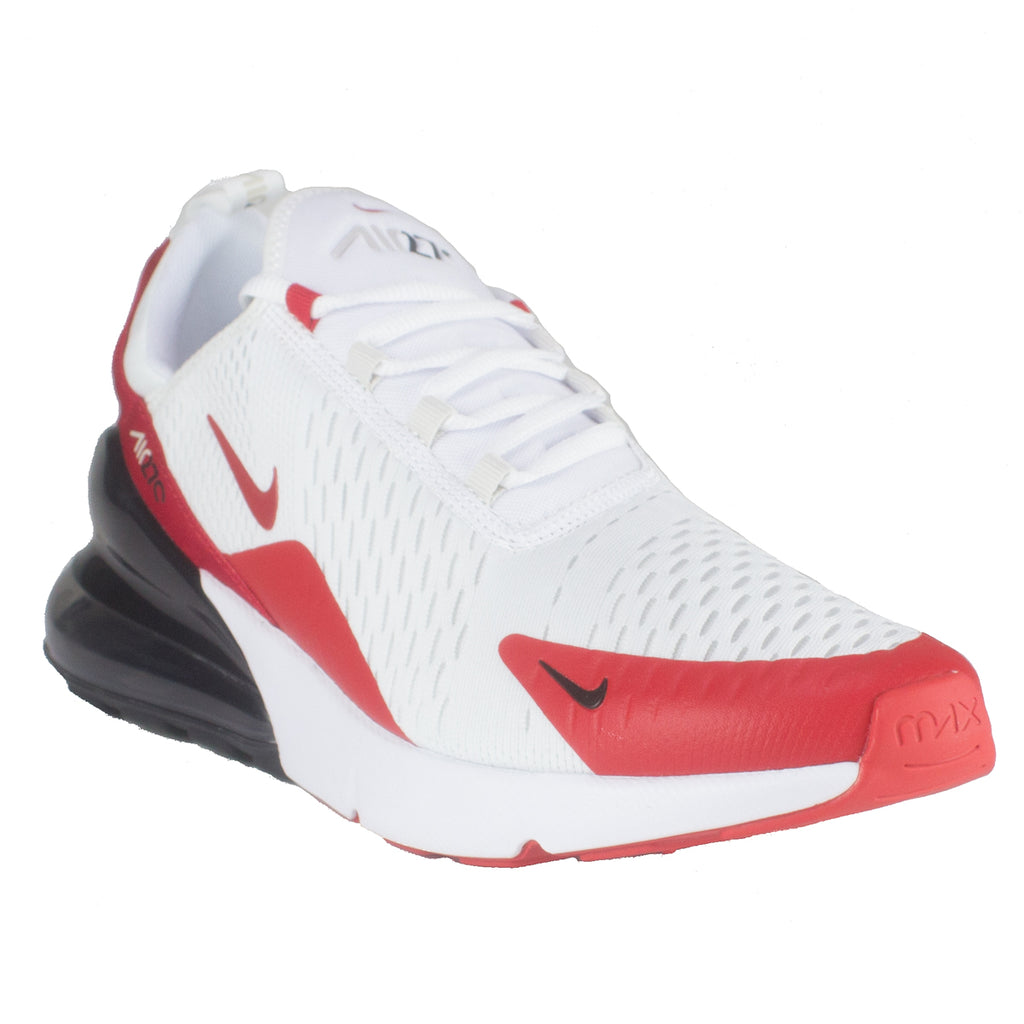 Nike Air Max 270 White/University Red
