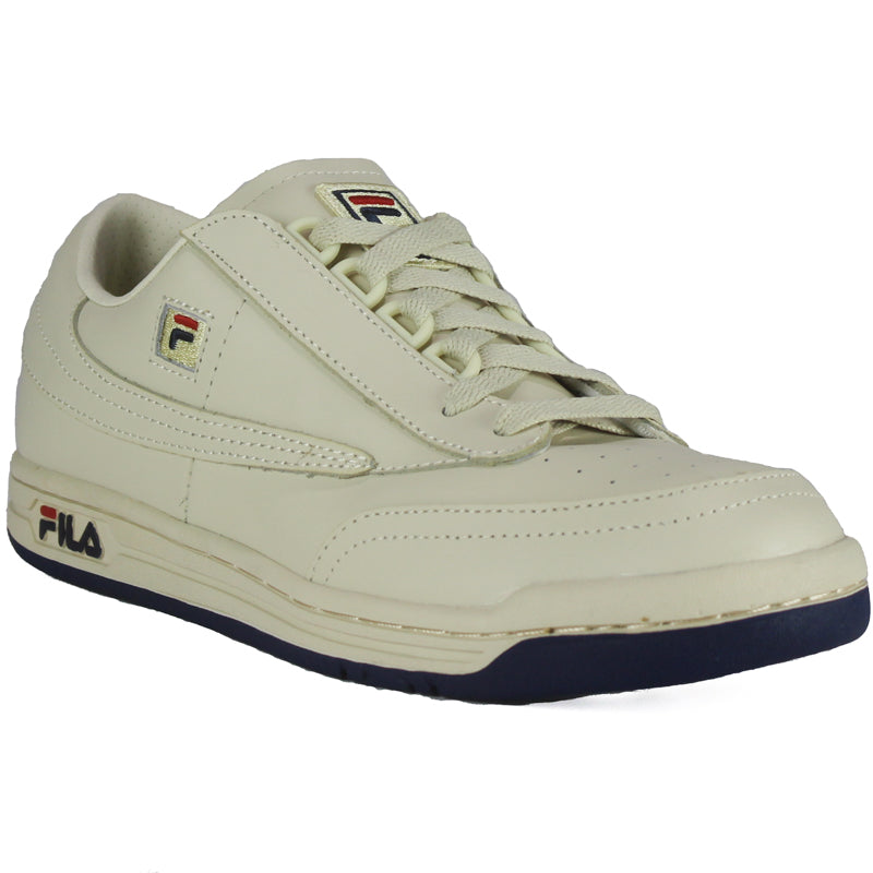 Fila Men's Cream Original Tennis