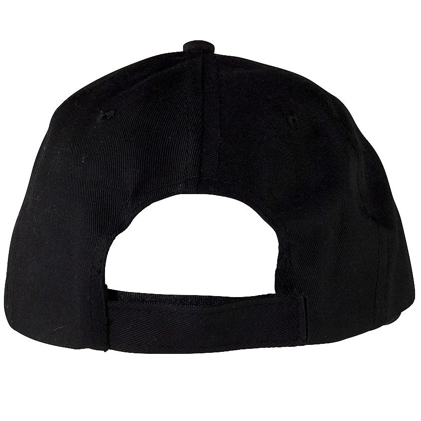 Addictive Reckless Velcro Black Hat