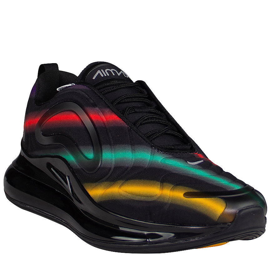 Nike Air Max 720 Black Metalic Silver