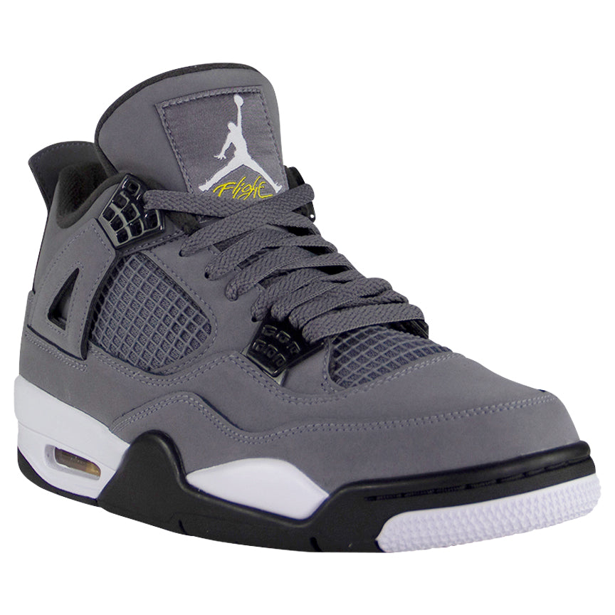Air Jordan Retro 4 'Cool Grey'