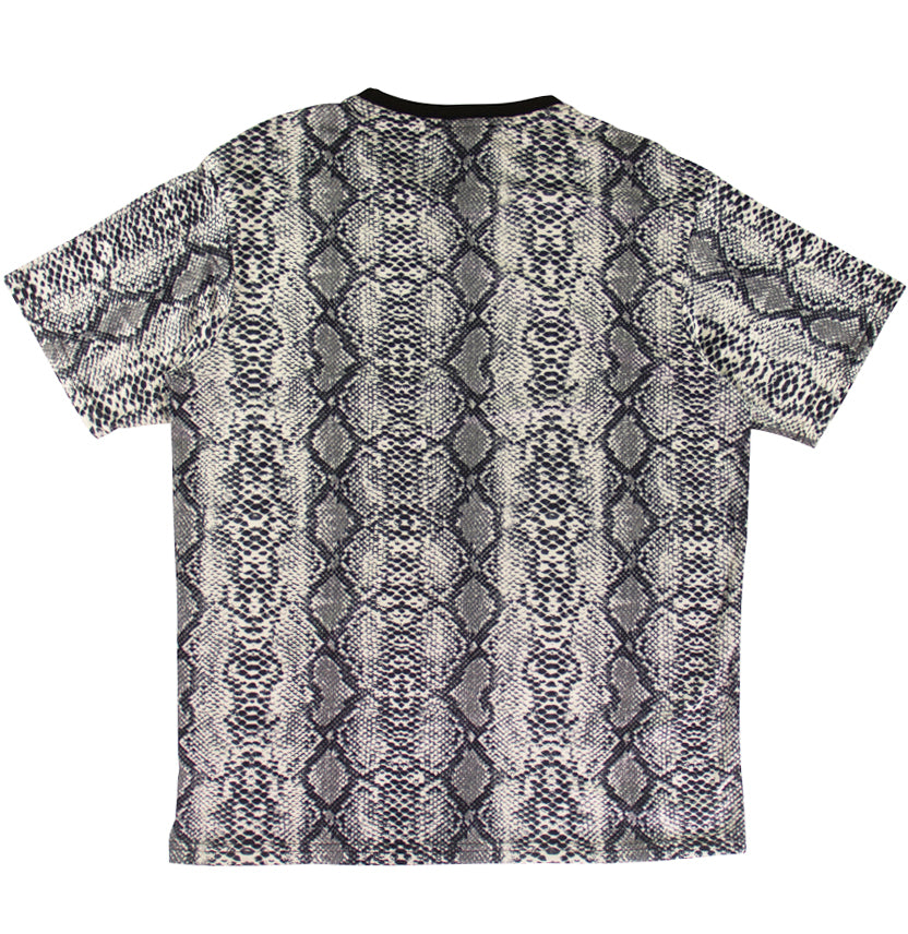 Addictive Snakeskin Shirt