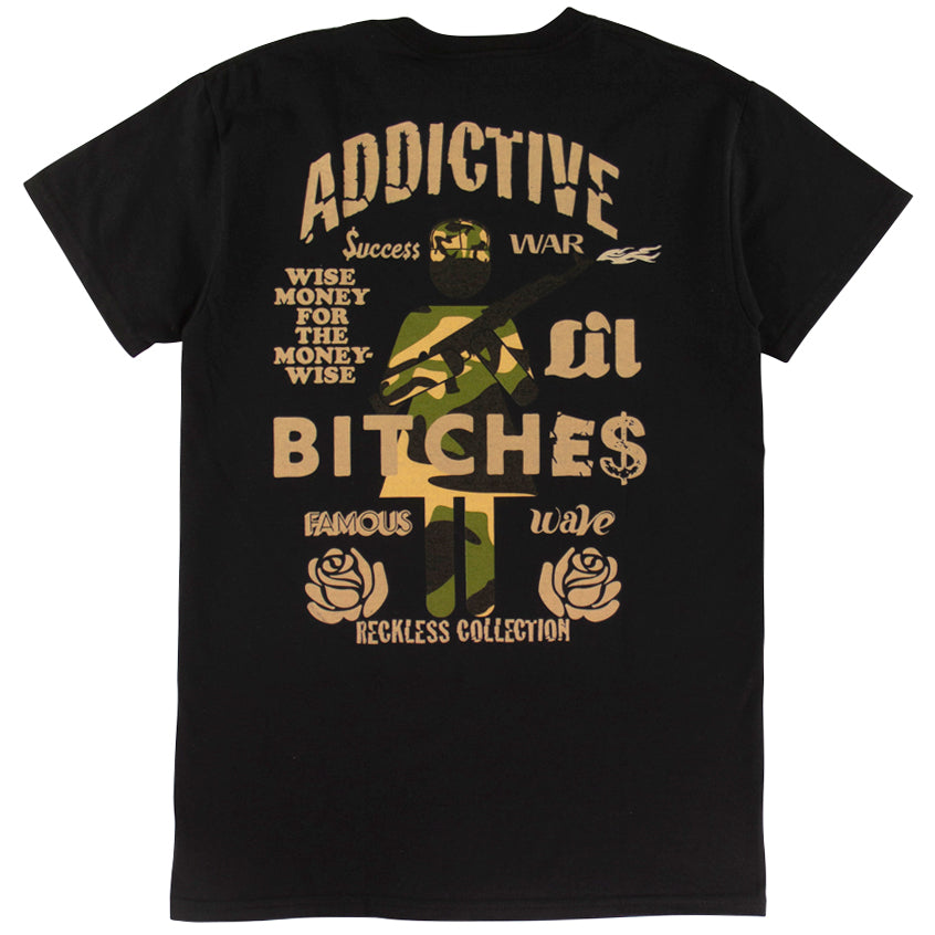 Addictive Army Guns T-Shirt