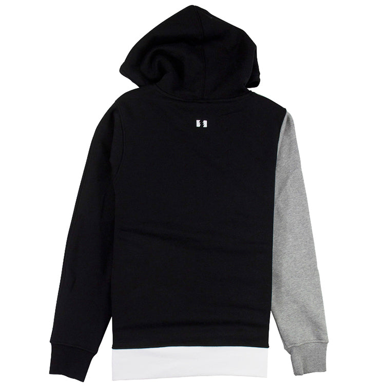 The Hundreds Black Barter Pullover Hoodie