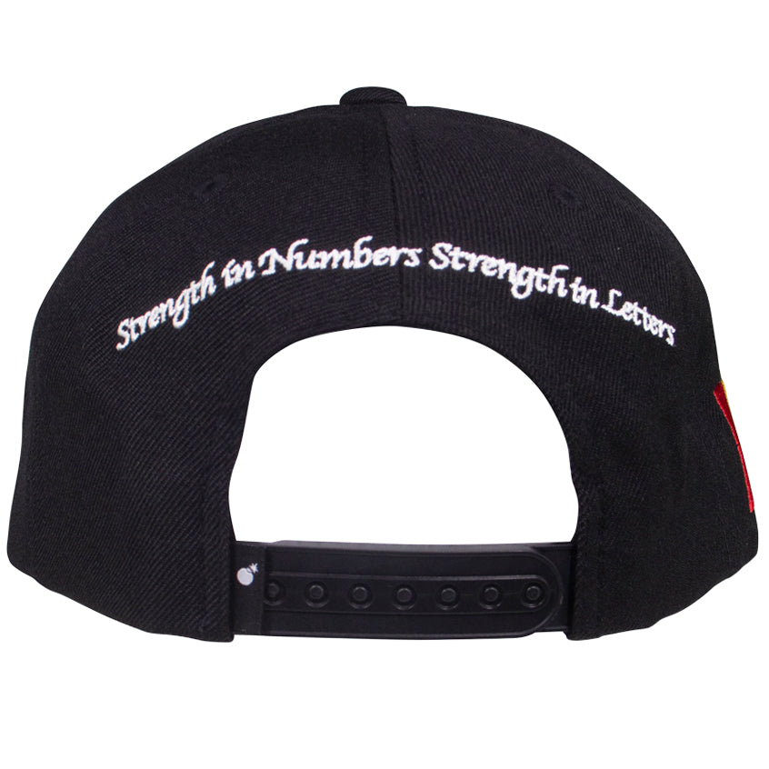 The Hundreds Grams Snapback