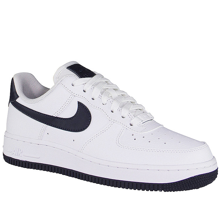 Nike Women's Air Force 1 '07 Patent White/Navy