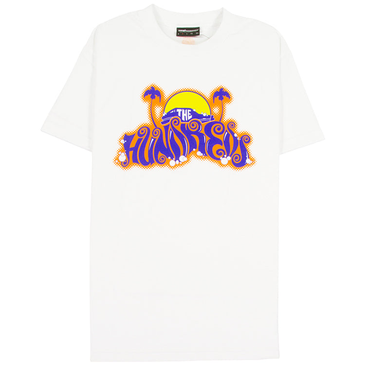 The Hundreds Rent White T-Shirt
